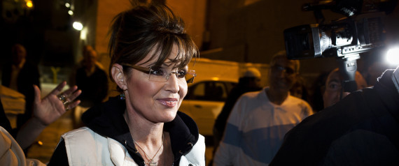 Sarah Palin Reloads Lamestream Media
