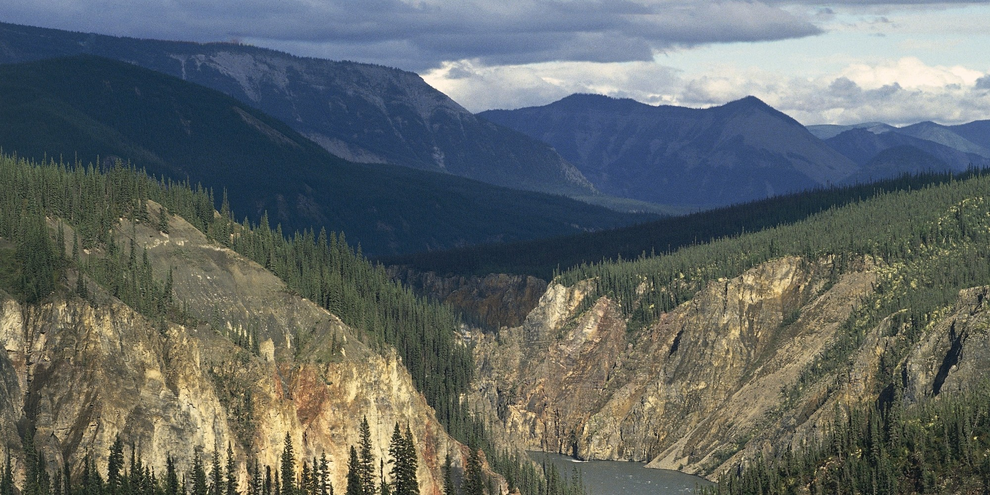 This national park in canada might be one of the prettiest for Prettiest places in canada
