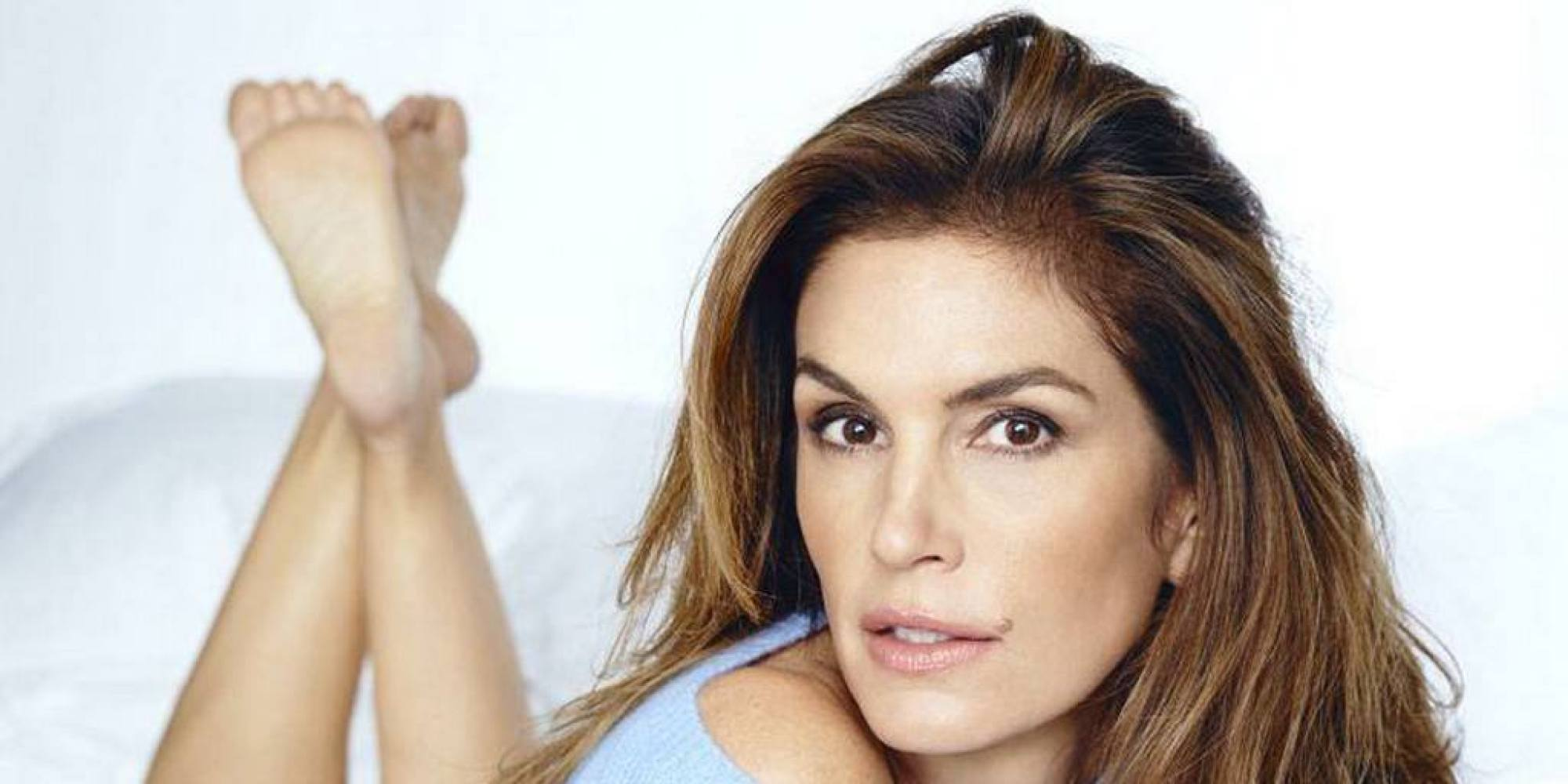 8 surprisingly down to earth wellness tips from cindy for The crawford