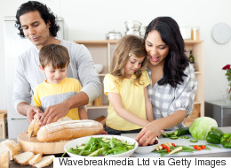 Healthy Eating and Nutrition for the Whole Family