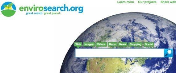 ENVIROSEARCH GREEN SEARCH ENIGNE