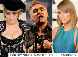 Morrissey Takes Aim At Taylor And Madonna