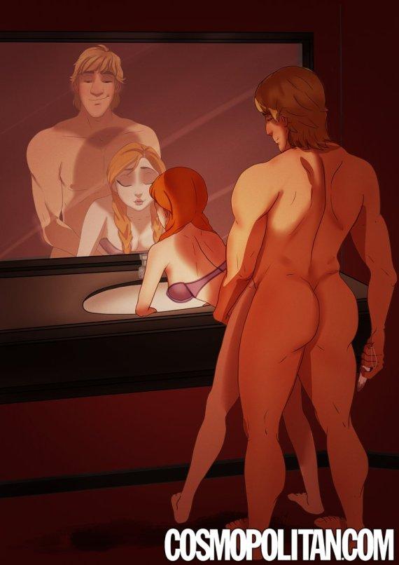 six un direct vidéo scène de sexe