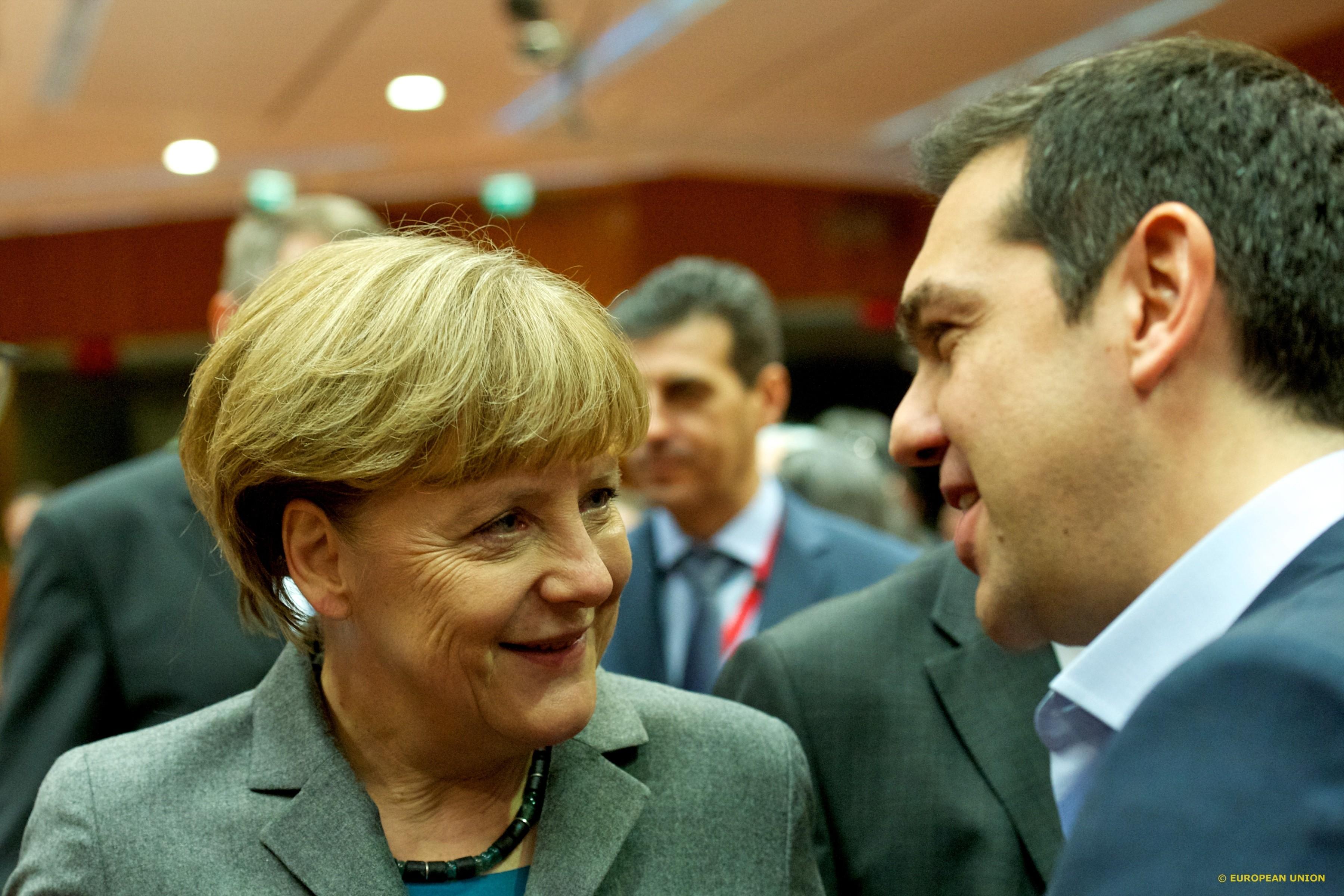merkel tsipra