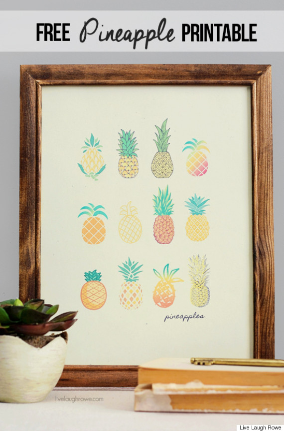 13 Free Prints To Hang On Your Walls Instead Of Pictures  HuffPost