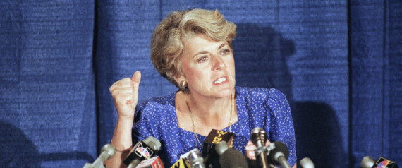 Geraldine Ferraro Death Reaction