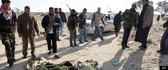 LIBYA CASUALTIES