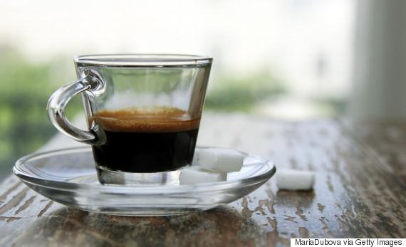 small espresso