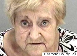 82-Year-Old Woman Accused Of Stealing 'Sexiest Fantasies' Body Spray