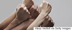 BLACK WOMEN HOLDING HANDS