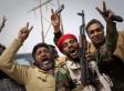 Libya Rebels Push West, Take Back Key Oil Town From Gaddafi Forces