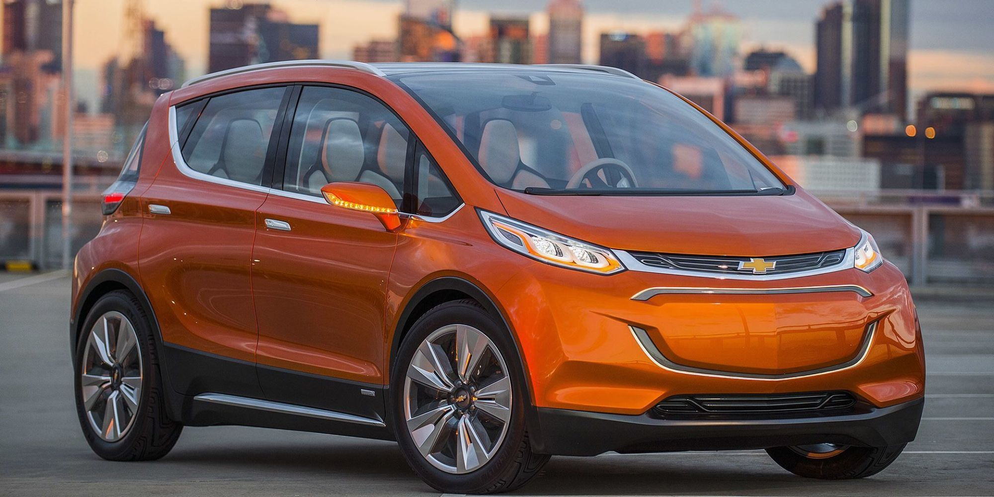 gm lance la production de sa chevrolet bolt lectrique photos. Black Bedroom Furniture Sets. Home Design Ideas