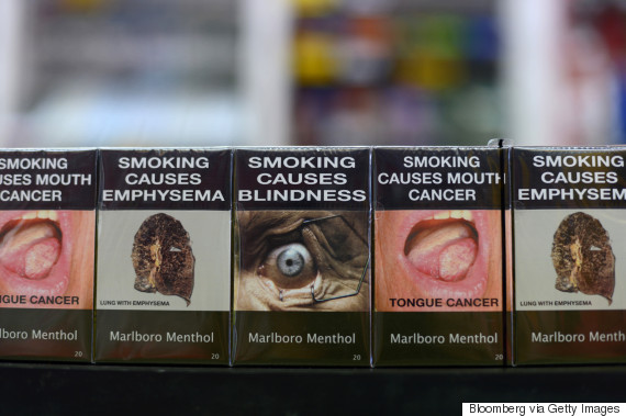 australia plain packaging cigarettes