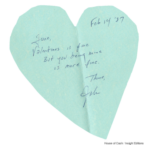 Johnny Cash's Love Letter To June Carter Cash Is One For The Ages