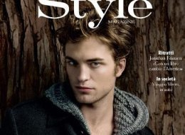 Robert Pattinson Italian Style