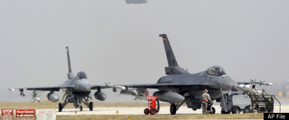 NATO LIBYA AIRSTRIKES