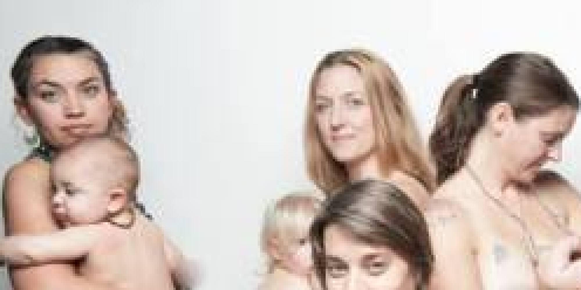 Mature moms groups