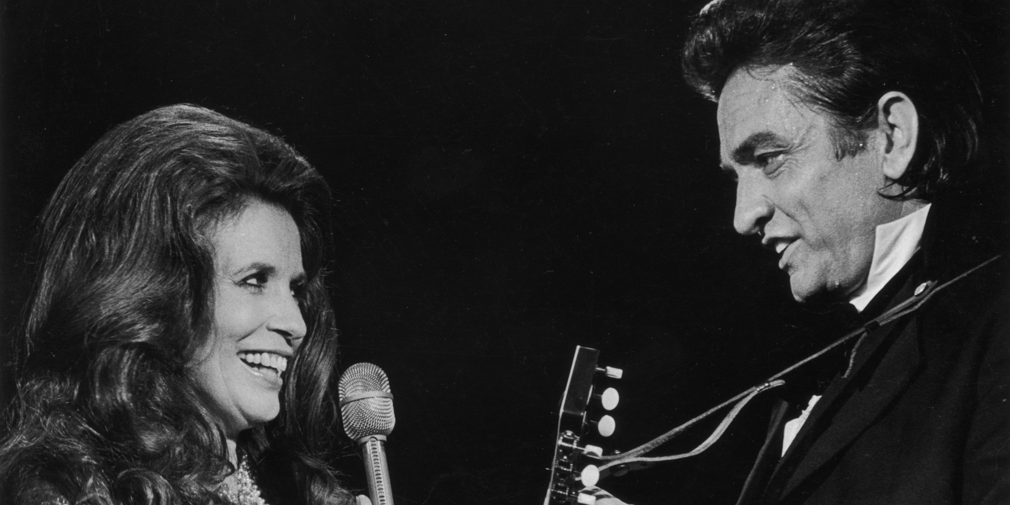 16 iconic duos that put kendall and kylie to shame for Pictures of johnny cash and june carter