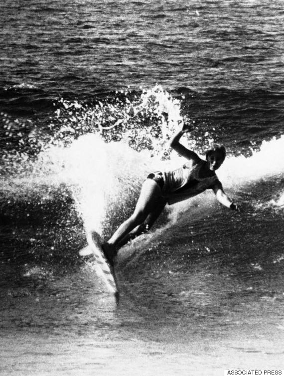 linda benson surf