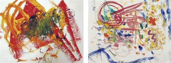 study examines difference between abstract expressionist