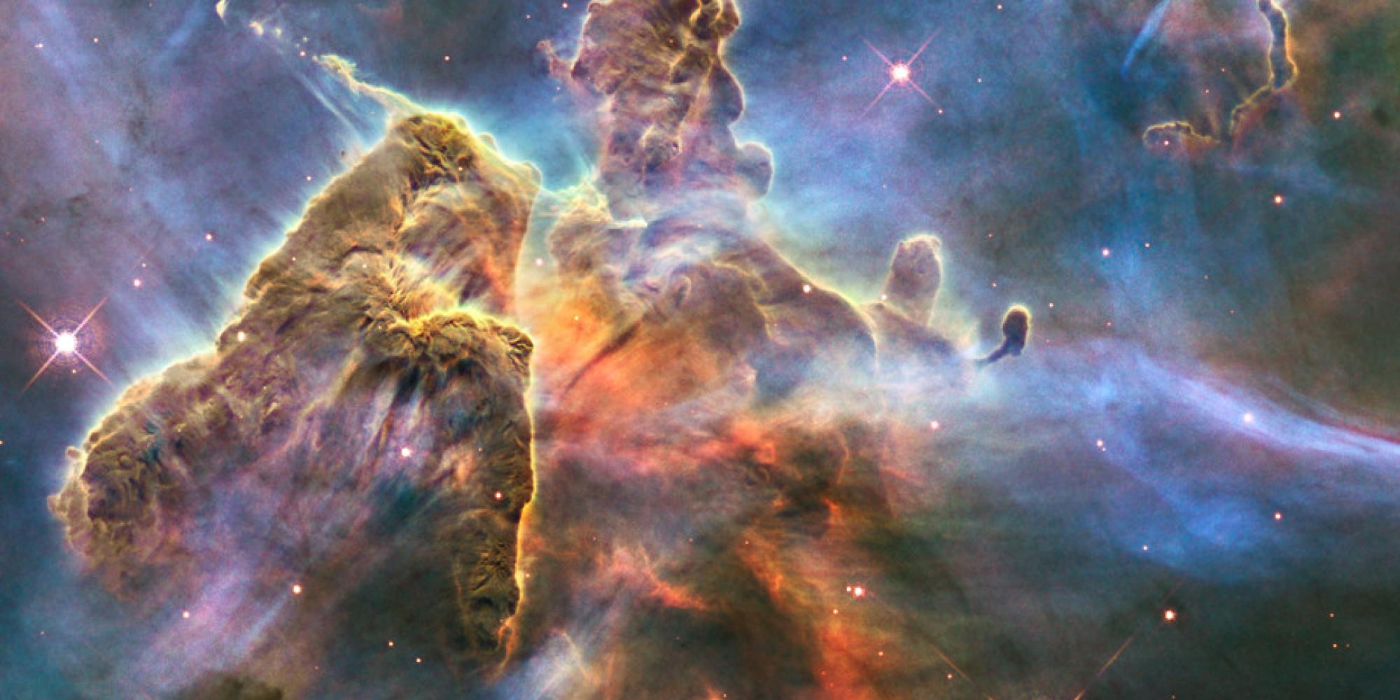 NASAs Hubble Telescope Captures the Lagoon Nebulas