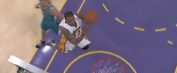 SHANNON BROWN DUNK