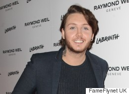 James Arthur Scrubs Up Well, Doesn't He?