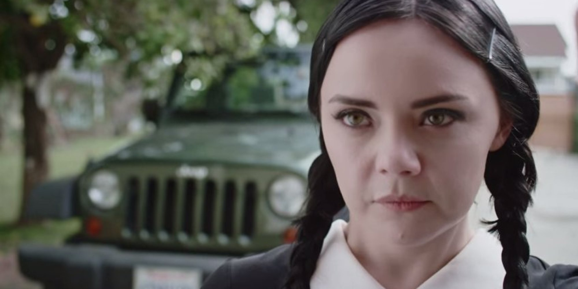 How Wednesday Addams Would React To Catcalling