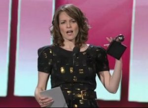 Tina Fey Comedy Awards