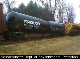 Train Derailment Ohio
