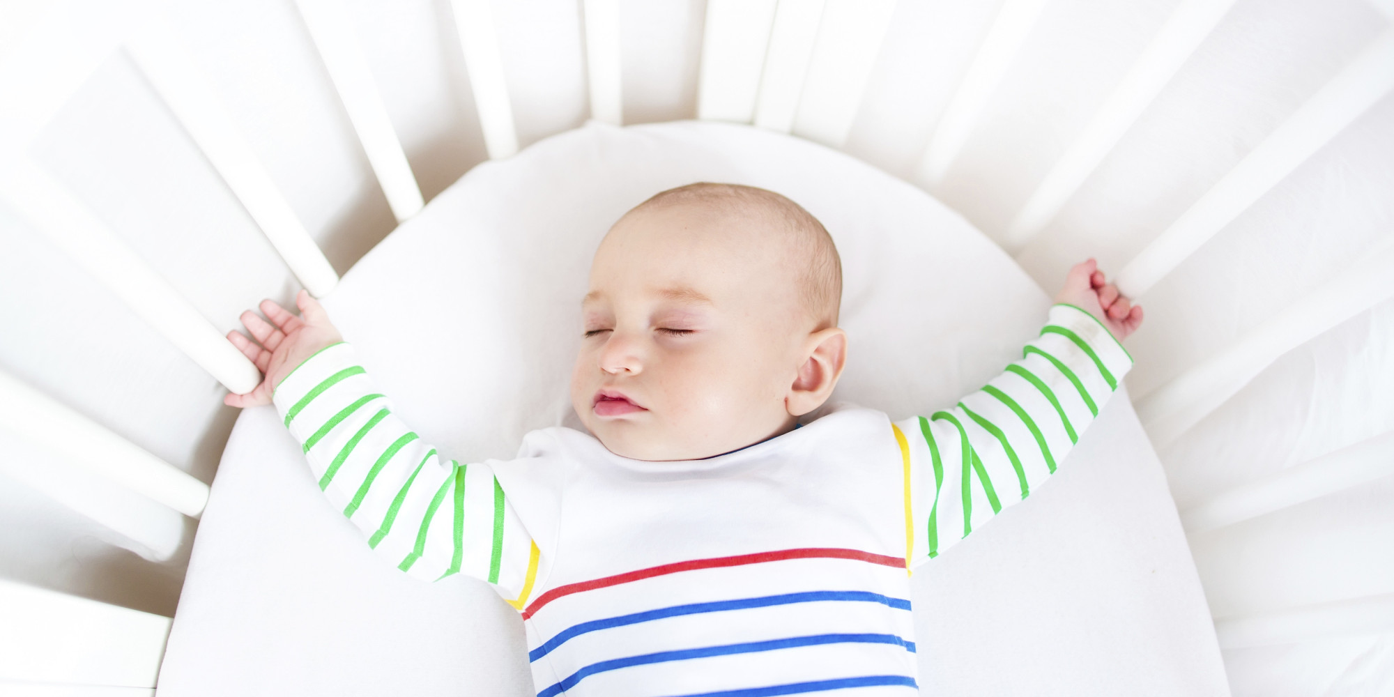 Why Baby Sleep Books Can Suck It Huffpost
