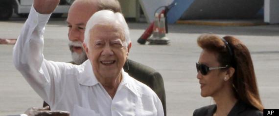 JIMMY CARTER CUBA