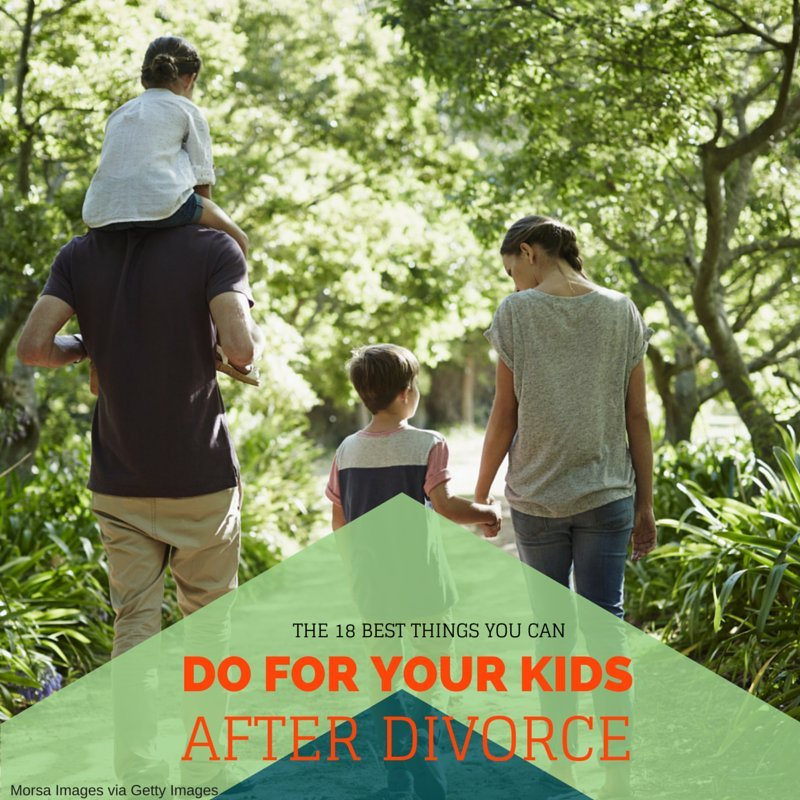 Is This Really Still Our Country Remember Colorado Don: The 18 Best Things You Can Do For Your Kids After Divorce