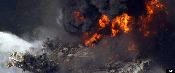 BP MANSLAUGHTER GULF OIL SPILL