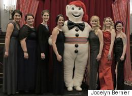 Styles de soirée: les photos du Bal de la Reine du Carnaval de Québec