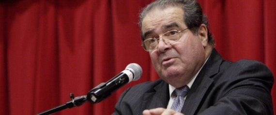 SCALIA CAR ACCIDENT