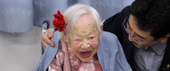 personnes plus vieilles monde