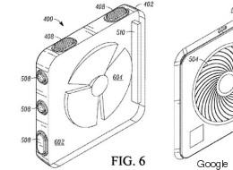 Google Patents Anti-Stink Wearable