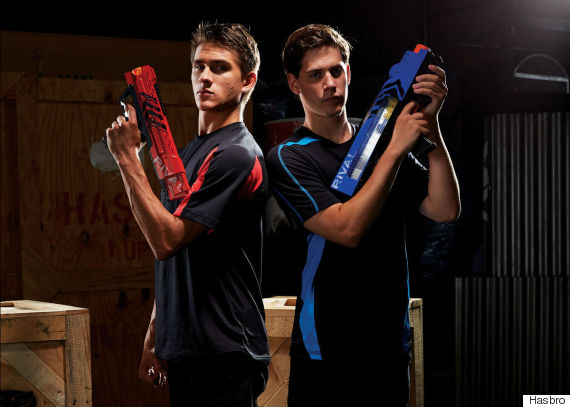 nerf rivals