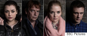 EASTENDERS SUSPECTS