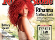 Rihanna Covers Rolling Stone: Wearing Spray On Shorts, Talks Loving Real S&M Sex