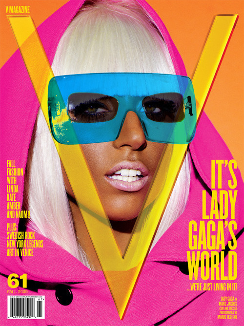 Lady Gaga Q Magazine. video for q magazine, lady