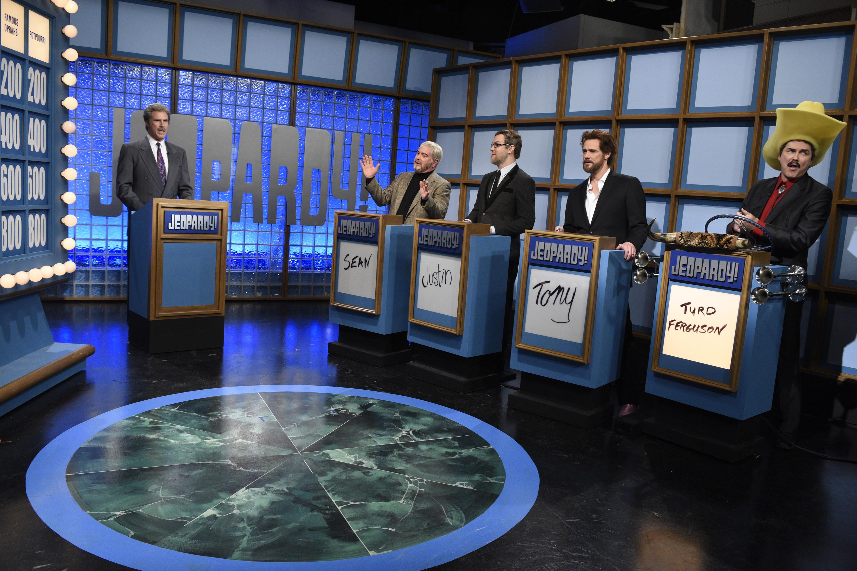 snl 40th jeopardy