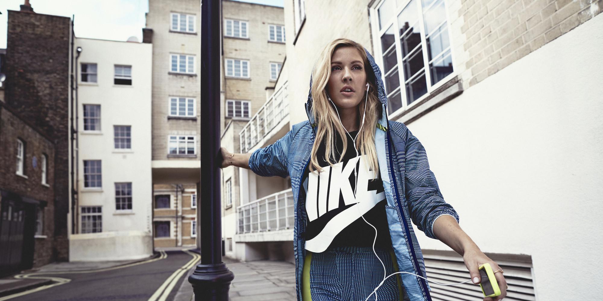 Ellie Goulding Running Shoes