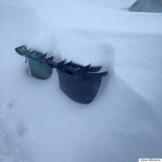 charlottetown pei snow