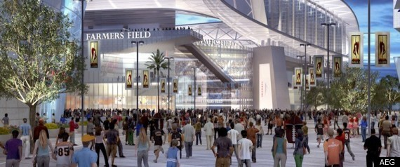 AEG's Los Angeles Stadium Proposal Could Stick Taxpayers With The Bill