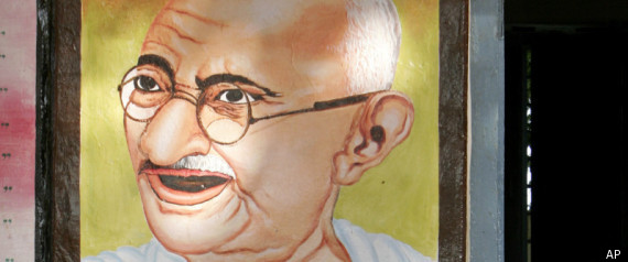 NEW GANDHI BOOK