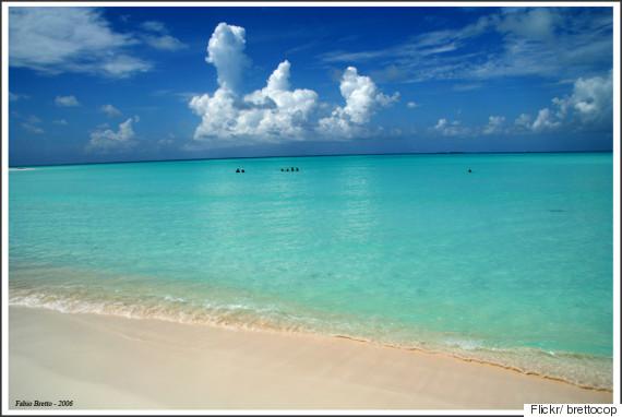 playa paraiso cuba