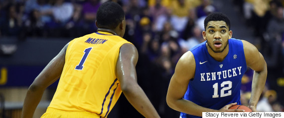 Three Reasons Kentucky Basketball Might Have One Of Its: 3 Reasons Why Kentucky Might Not Win The National