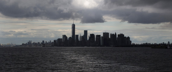 New report from the new york city panel on climate change warns of